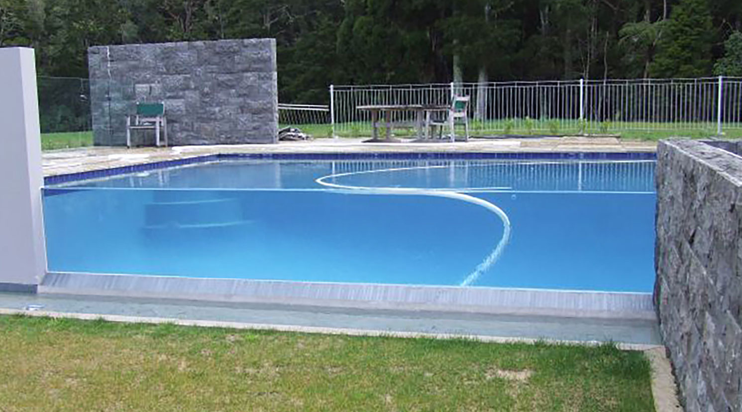 Pool Window by Classique Plastics Napier NZ